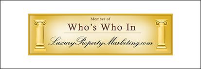 Luxury property marketing